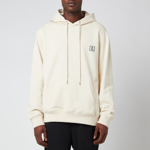 Wooyoungmi Men's Pullover Hoodie - Ivory