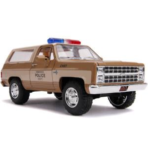Jada Diecast 1:32 Chevy K5 Blazer from Stranger Things