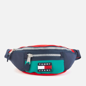 Tommy Jeans Men's TJM Heritage Bumbag - Midwest Green