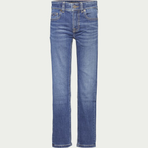 Tommy Hilfiger Boys' Scanton Slim Jeans - Midnight Dark Blue