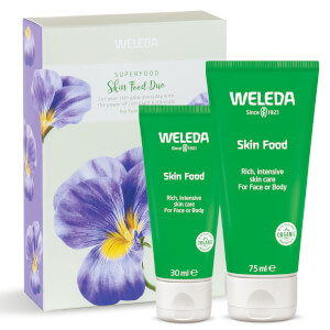 Weleda Superfood Skin Food Duo (Worth $41.90)
