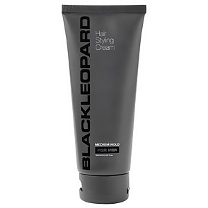 Black Leopard Hair Styling Cream Medium Hold 100ml