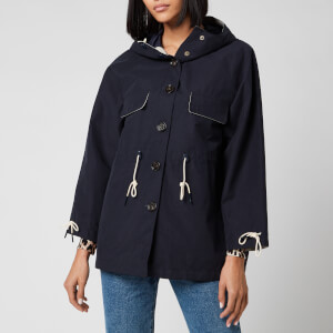 Barbour X Alexa Chung Women's Phoebe Jacket - Navy