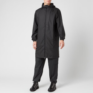 RAINS Men's Ultralight Parka - Black