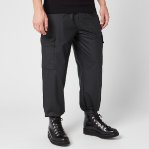 RAINS Men's Ultralight Cargo Pants - Black