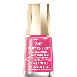 Mavala Very Cherry Nail Polish 5ml