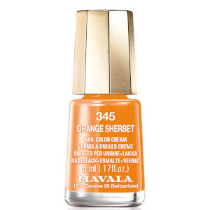 Mavala Orange Sherbet Nail Polish 5ml