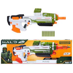 Blaster Nerf MA40 Halo