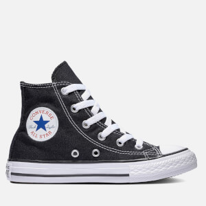 Converse Kids' Chuck Taylor All Star  Hi - Top Tainers - Black
