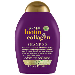 OGX Thick & Full+ Biotin & Collagen Shampoo 385ml