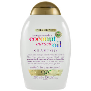 OGX Damage Remedy+ Coconut Miracle Oil Shampoo 385ml