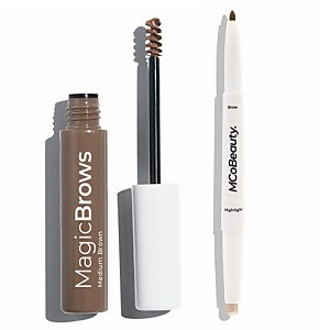 MCoBeauty Boss Brows Set - Medium Brown