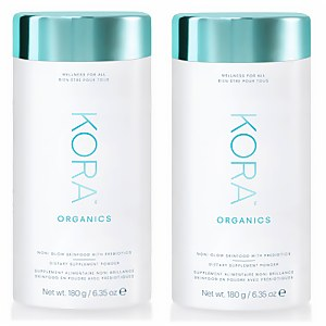 Kora Organics Noni Glow Skin Food with Prebiotics Duo