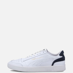 Puma Men's Ralph Sampson Lo Perf Colourblock Trainers - Puma White/Peacoat