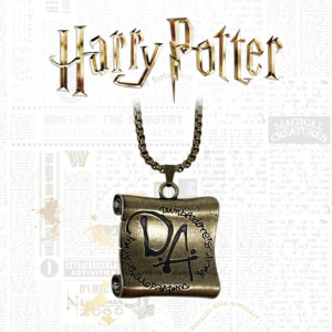 Harry Potter Dumbledore's Army Limited Edition Necklace