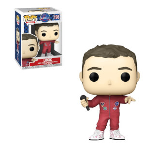 Pop! Rocks Logic with Bobby Boy Icon Pop! Vinyl Figure