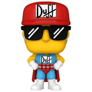 Figurine Pop! Duffman - Les Simpson