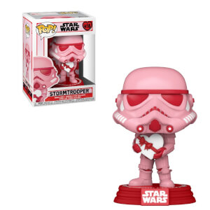 Star Wars Valentines Stormtrooper with Heart Funko Pop! Vinyl