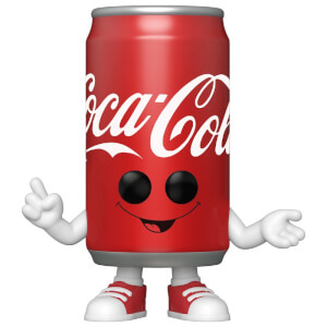 Coca Cola Can Pop! Vinyl