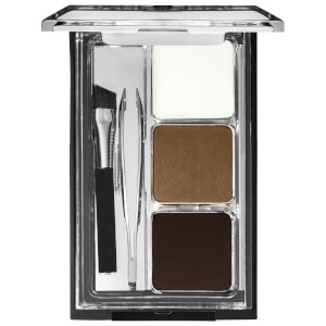 wet n wild Ultimate Brow Kit - Soft Brown 40g