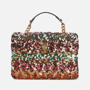 Kurt Geiger London Women's Sequins Kensington Bag - Multi