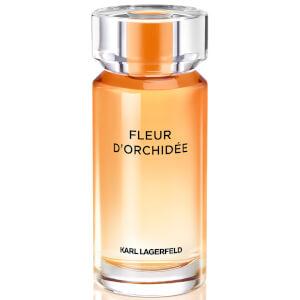 Karl Lagerfeld Fleur d'Orchidée Eau de Parfum 100ml