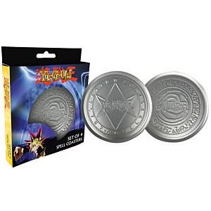 Yu-Gi-Oh! Metal Drinks Coasters