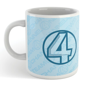 Anchorman Channel 4 Tasse