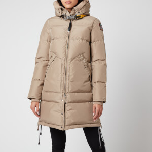 Parajumpers Women's Long Bear Base Coat - Cappuccino