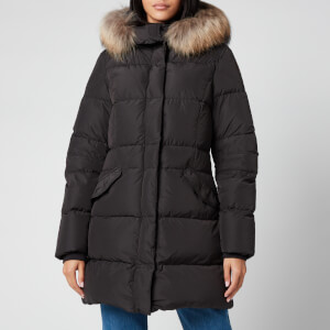 Parajumpers Women's Michelle Long Coat - Black