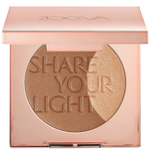 ZOEVA Radiant Bronzer-Highlighter - Lumi 0.4 10g