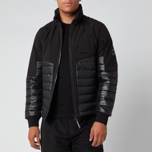 C.P. Company Men's Lightweight Technical Jacket - Black