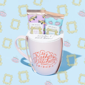 Friends Mug and Hand Cream Gift Set