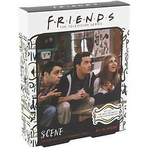 Friends Scene Game