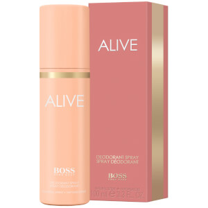 HUGO BOSS Women's Alive Deodorant Spray 100ml