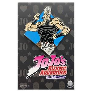 Jojo's Bizarre Adventure Diamond Polnereff Enamel Pin