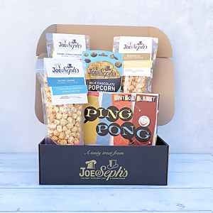 Joe & Seph's 'Family Night In' Popcorn Gift Box