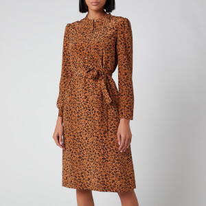 A.P.C. Women's Lio Dress - Caramel