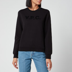 A.P.C. Women's Viva Sweatshirt - Black