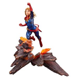Kotobukiya Marvel Universe ARTFX Premier PVC Statue 1/10 Captain Marvel 27 cm
