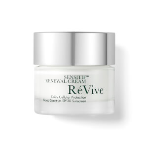 RéVive Sensitif Renewal Cream Daily Cellular Protection Broad Spectrum SPF30 Sunscreen