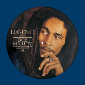 Bob Marley & The Wailers - Legend (Picture Disc) LP