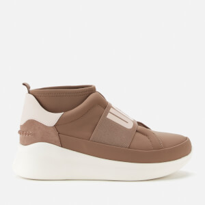 UGG Women's Neutra Neoprene Running Style Trainers - Caribou/Morganite