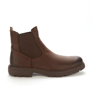 UGG Men's Biltmore Waterproof Leather Chelsea Boots - Stout