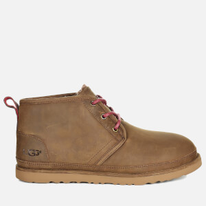 UGG Men's Neumel Waterproof Leather Boots - Chestnut