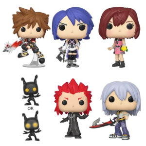 Disney Kingdom Heart Funko Pop! Vinyl Bundle