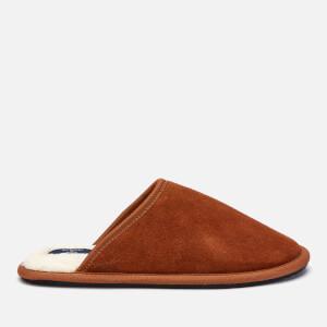 Superdry Men's Mule Slippers - Tan