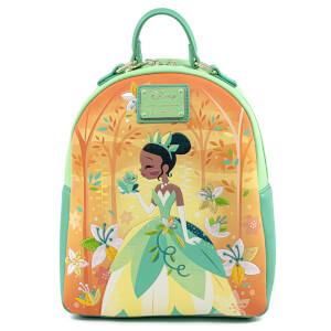 Loungefly Disney Mini Sac à Dos Tiana La Princesse et La Grenouille