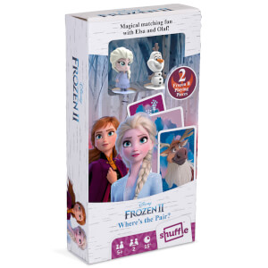 Disney Frozen 2 Figurines Card Game - Where's the Pair?