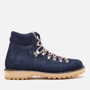 Diemme Men's Roccia Vet Suede Hiking Style Boots - Navy